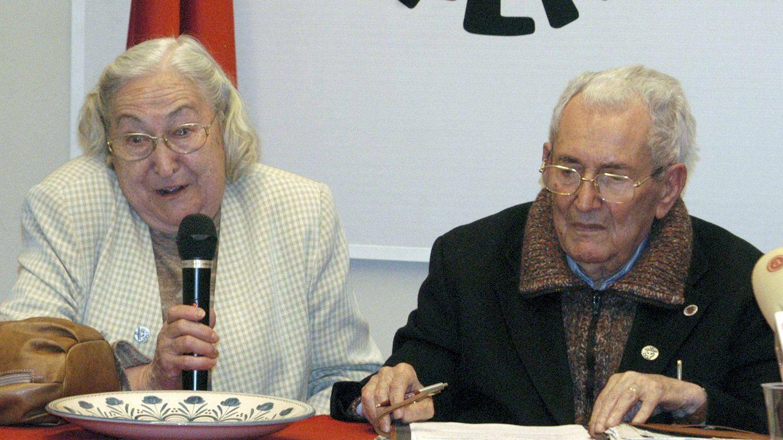 Muere la sindicalista Josefina Samper, camarada y mujer de Marcelino Camacho