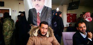 Post de Dentro de la provincia de Turquía en Siria: la