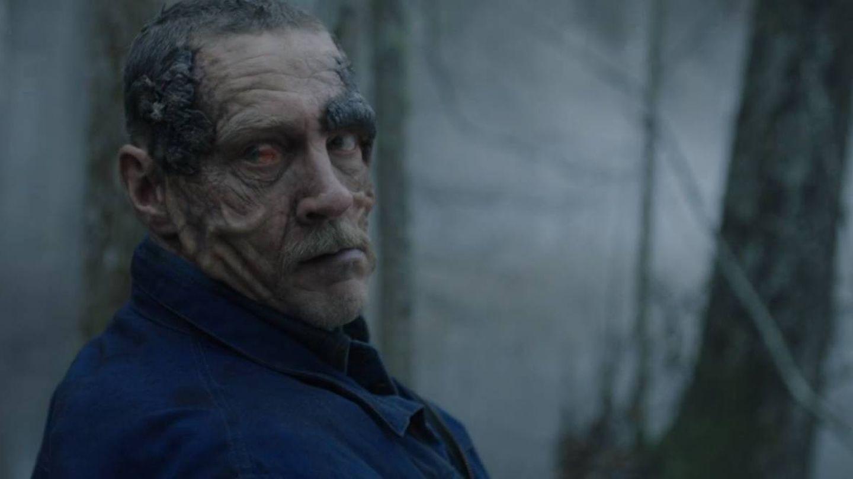Uno de los personajes más inquietantes de 'Jordskott'. (Filmin)