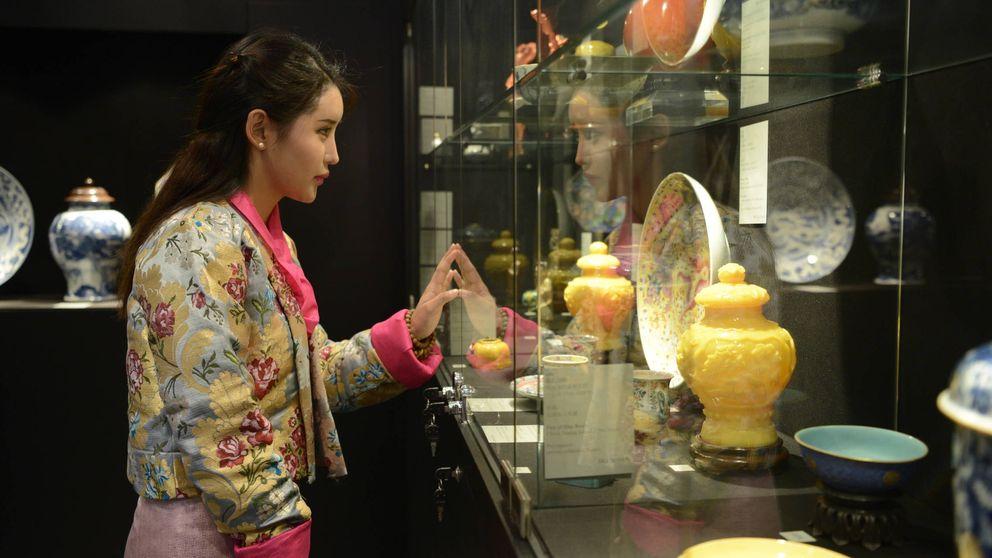 Hong Kong, el paraíso del contrabando de antigüedades... que China quiere aprovechar
