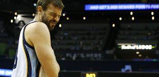 Post de Un nuevo festival de Marc Gasol, con 38 puntos, lleva a los Grizzlies a la victoria
