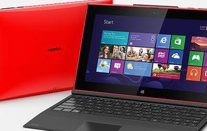 Nokia saca músculo: lanza un 'phablet' y una tableta con Windows
