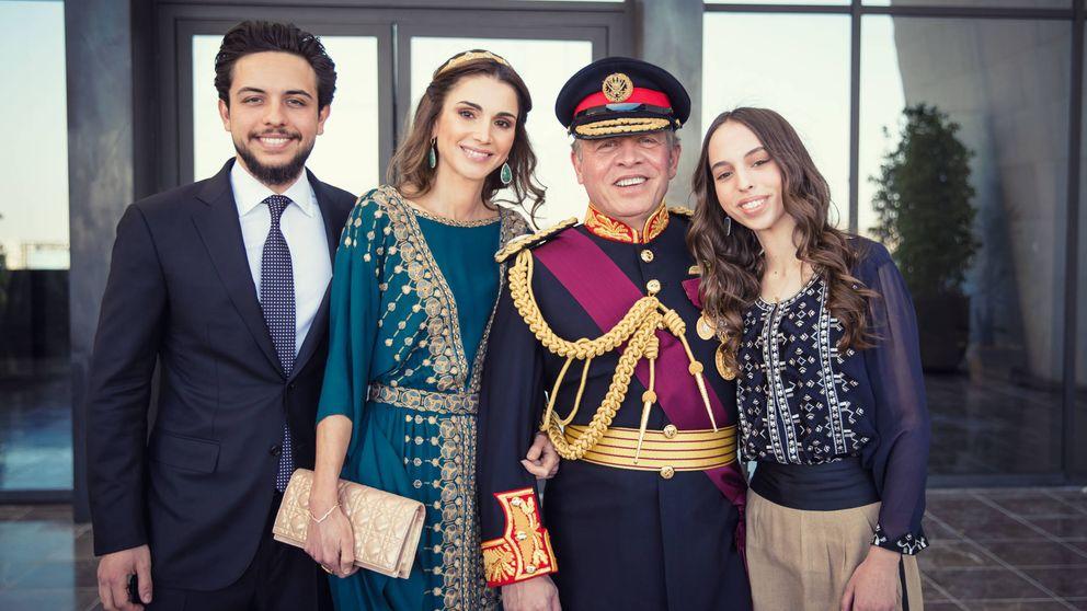 El príncipe Hussein de Jordania, la gran baza de Abdalá y Rania en un momento delicado