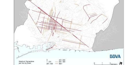 Foto: Ciudades bajo el prisma de los flujos del dinero