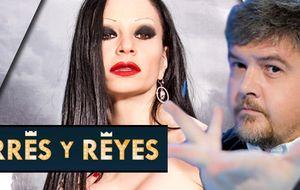 Alaska y Javier Coronas, los nuevos 'Torres y Reyes' de TVE