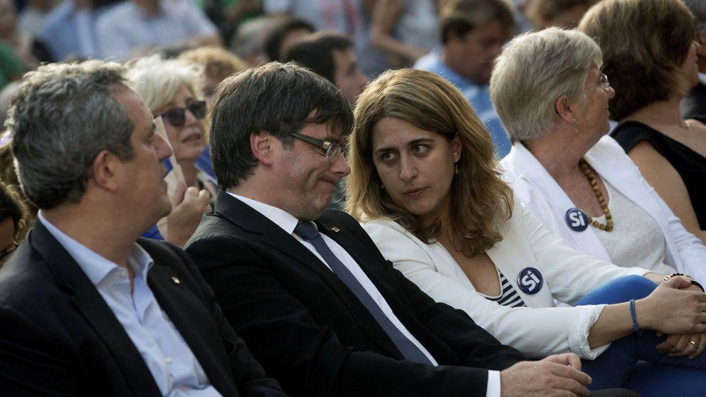 Puigdemont amenaza al PDeCAT con darse de baja el lunes si no le dejan mandar