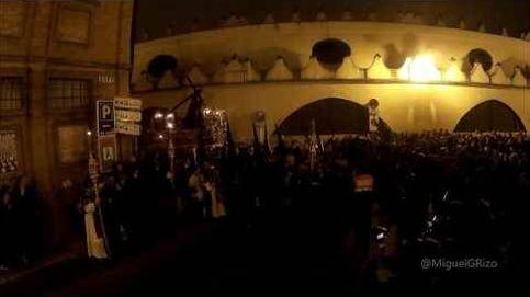 Vídeo de una de las estampidas en Sevilla