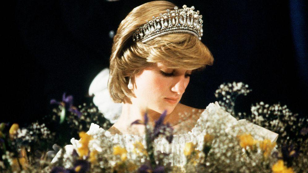 Foto: Lady Di en una imagen de archivo. (Getty)