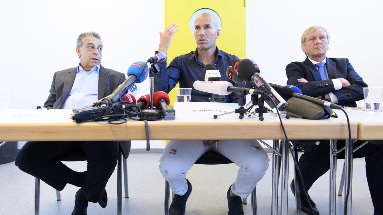 Las llamadas de Zidane y la alargada sombra de su agente Alain Migliaccio