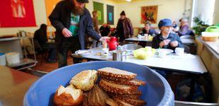 """Post de Los bancos de alimentos, el """"sismógrafo"""" de la pobreza en Alemania"""