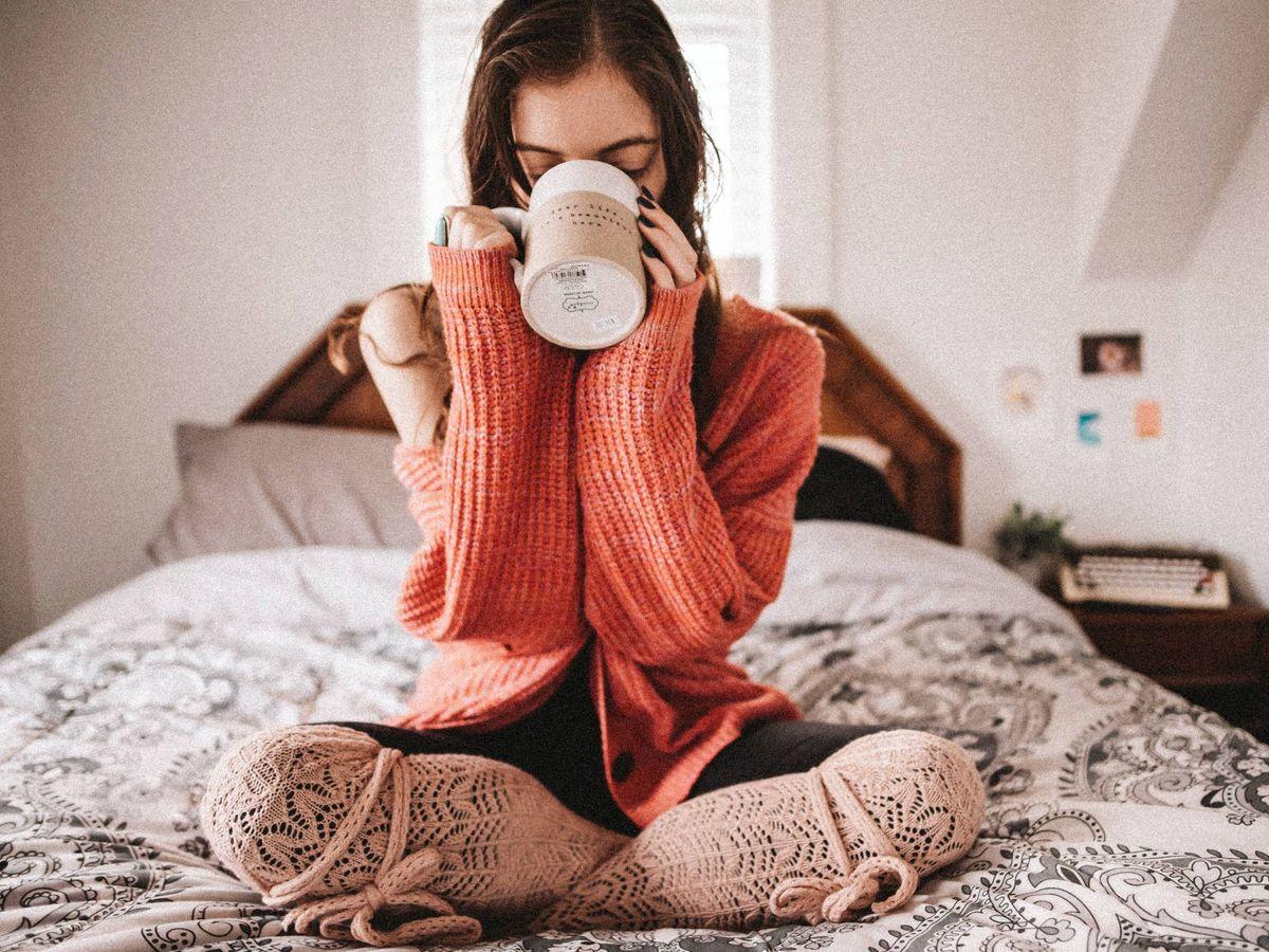 Foto: Cozy bedroom. (Allison Christine, para Unsplash)