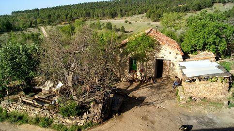 Los 'okupas' de Fraguas, condenados a cárcel y a pagar la demolición de sus casas
