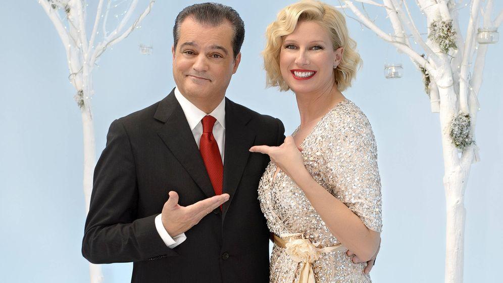 Foto: Anne Igartiburu y Ramón García darán las Campanadas 2017 en TVE.