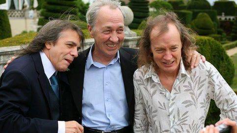Muere el hermano mayor de los líderes de AC/DC: Sin su ayuda no habría grupo