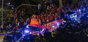 Post de Madrid vibra con el Mundial de la Selección de baloncesto y con el show de Marc Gasol