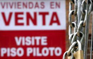 La caída del precio de la vivienda se moderó hasta el 9,2% en julio, según Tinsa