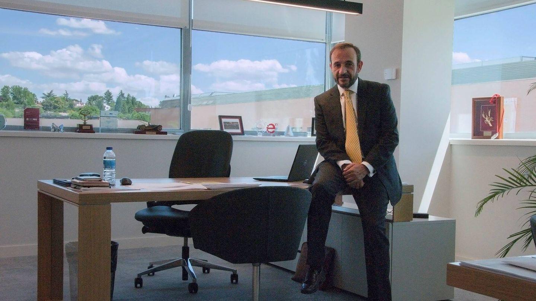 Enrique Isidro es el consejero de Almagro Capital.