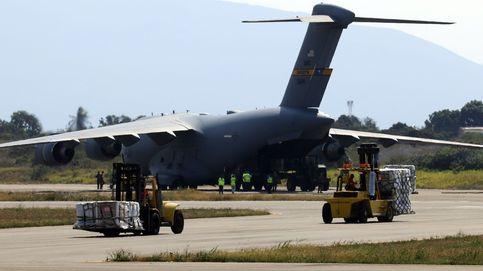 Dos aviones rusos con un centenar de militares aterrizan en Venezuela