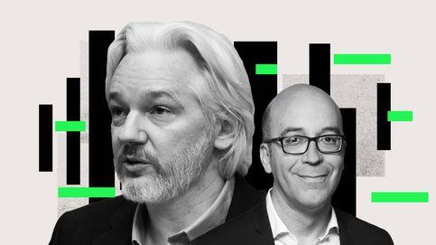 La red de Tsunami negoció con Assange pagar la independencia con criptomonedas