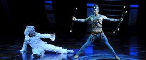 Foto: El Circo del Sol estrena en Japón la obra 'ZED' y un nuevo teatro