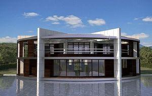 Así es la mansión futbolera que atribuyen a Messi en Pedralbes