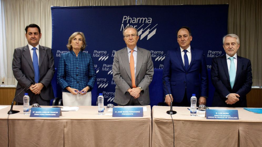 Foto: PharmaMar septuplicó hasta junio sus pérdidas, que ascendieron a 21,3 millones