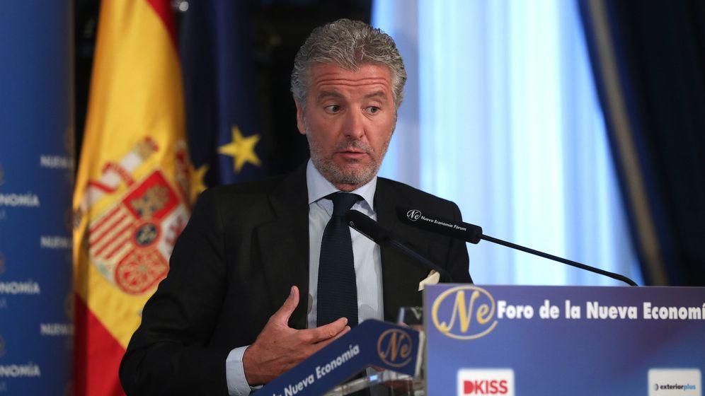 Foto: El presidente del Fondo de Inversión HIG, Jaime Bergel. (EFE)