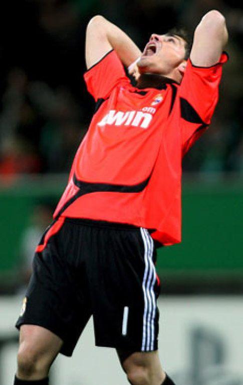 Foto: Capello quiso cambiar a Casillas por Buffon