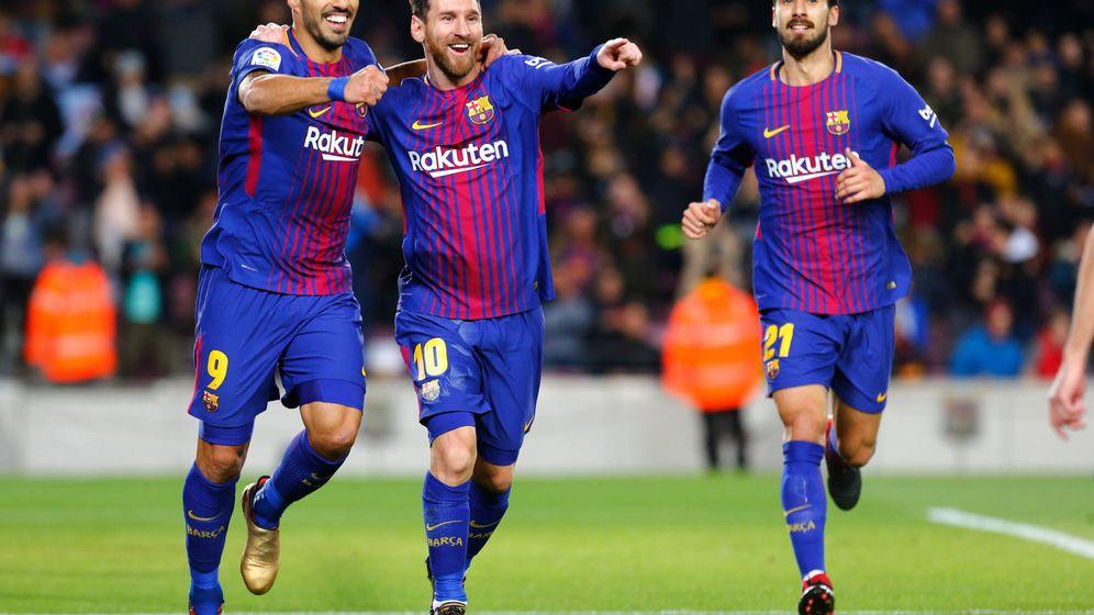 Foto: Mediaset emitirá seis partidos de la Copa del Rey. (GTres)