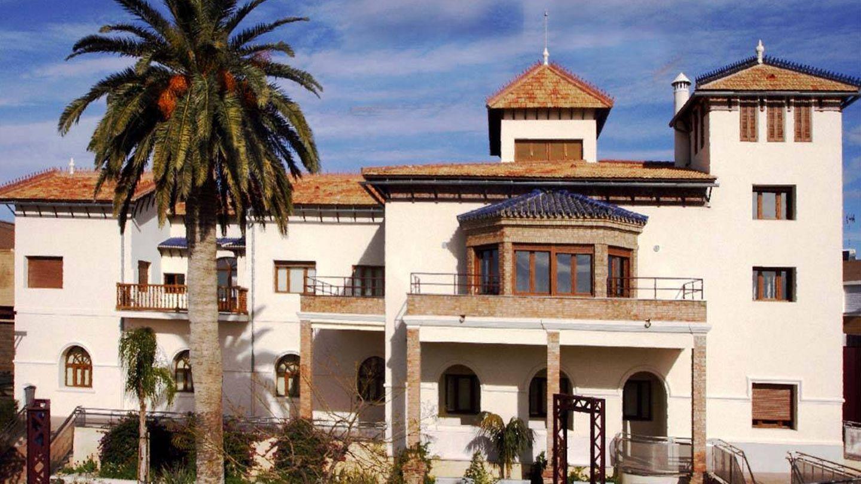La Casa del Cine de Almería, hogar en el que se hospedó Lennon. (Andalucía Exclusiva)