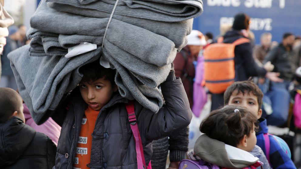 El largo viaje de los niños refugiados: Muchos se hacen invisibles por miedo