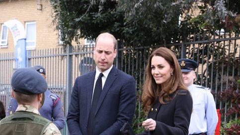 La vuelta al trabajo de Guillermo y Kate: luto y un recuerdo para el duque de Edimburgo