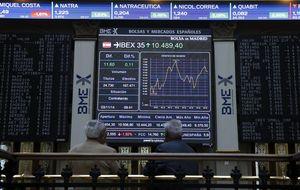 El Ibex se anima gracias a la dosis de energía procedente de EEUU
