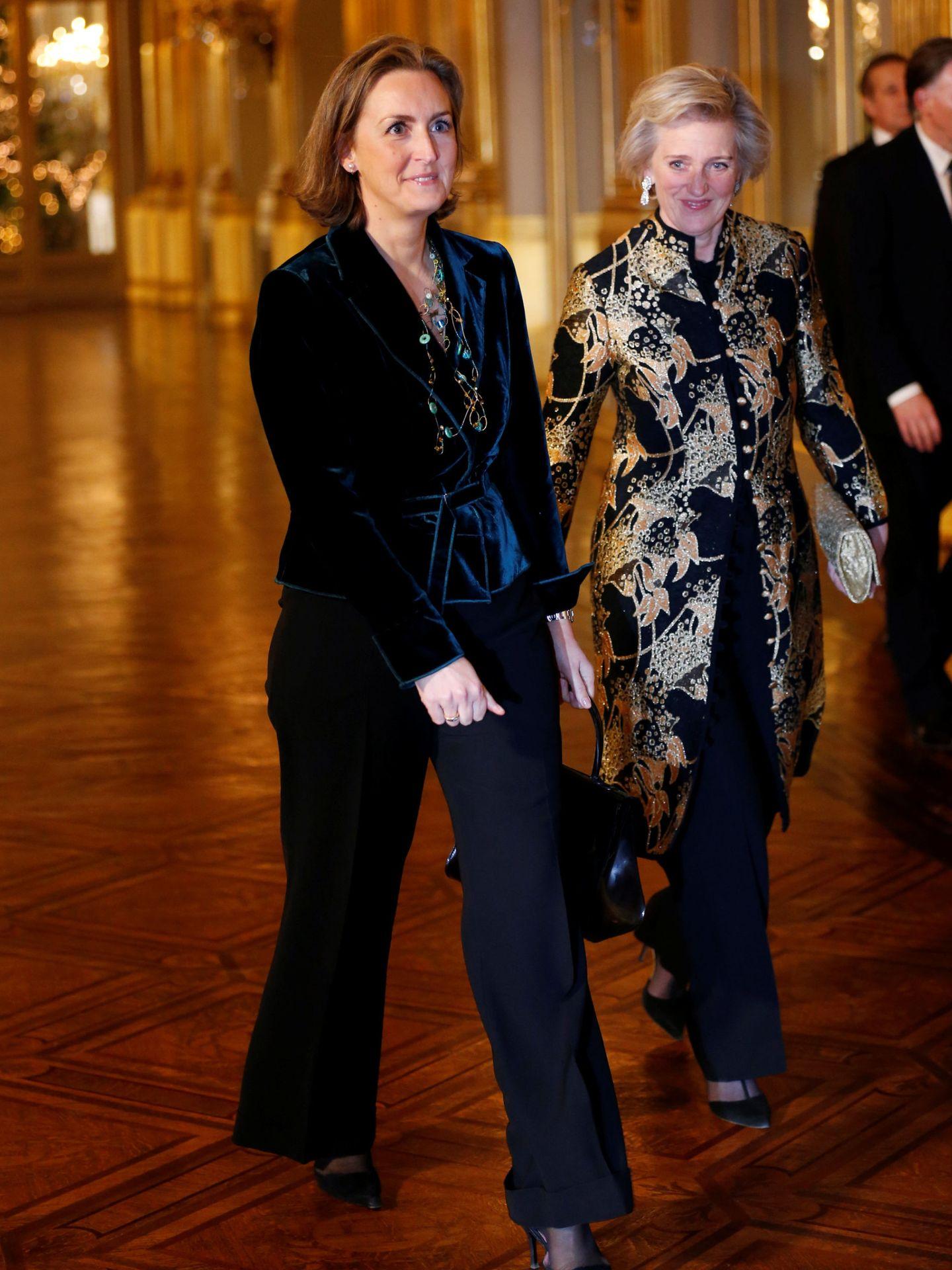 La princesa Claire de Bélgica, en una imagen de archivo. (Reuters)