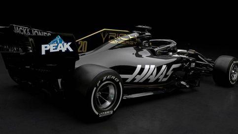 El primer coche de Fórmula 1 de 2019: el nuevo y flamante Haas