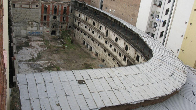 Frontón Beti Jai (Madrid)