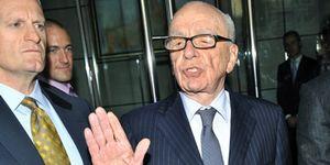 Foto: Murdoch vuelve a pedir perdón en la prensa británica