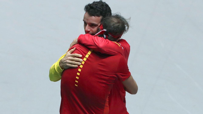 Los detalles y gestos de Roberto Bautista que han 'tocado' a Rafa Nadal