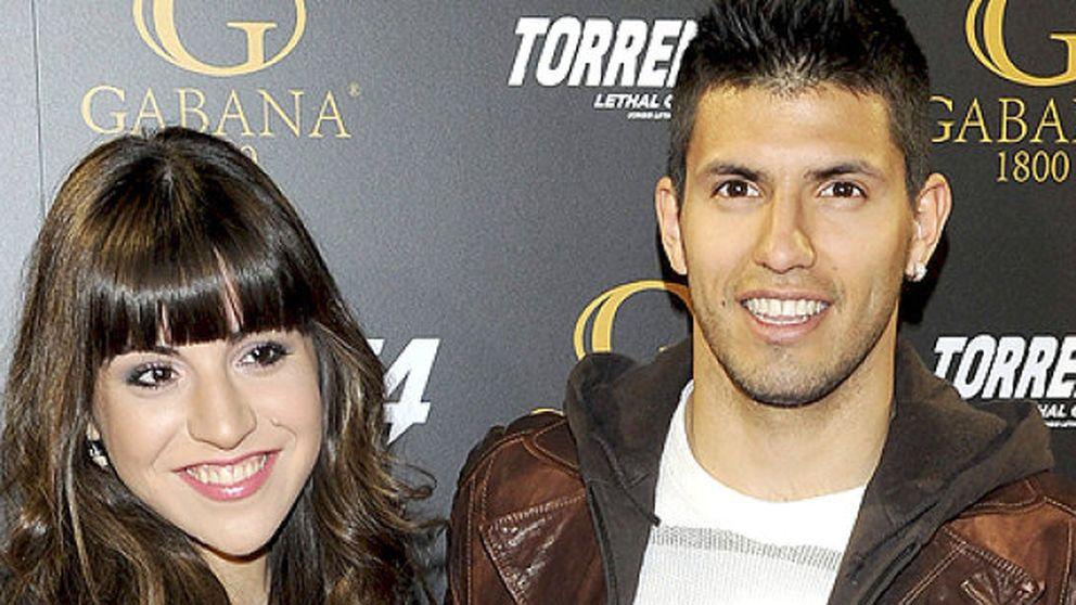 La hija de Maradona se separa del Kun Agüero y se instala en La Finca