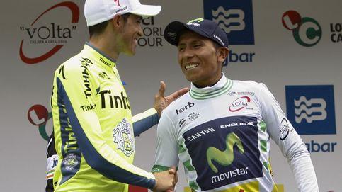 La dura derrota de Nairo Quintana frente a Contador en los despachos: adiós al Giro