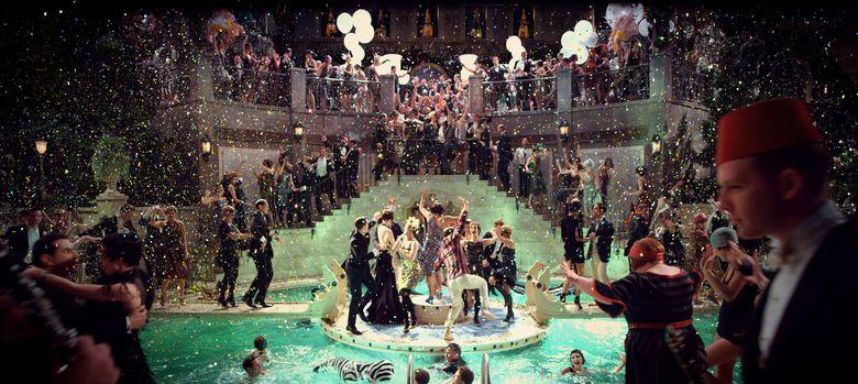 Foto: 'El gran Gatsby' se rodó en Australia por las deducciones fiscales