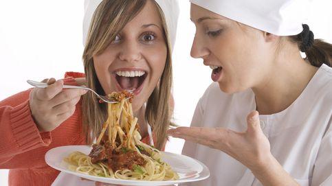 Así se come la pasta con clase: sigue los pasos y queda como un señor  (o dama)