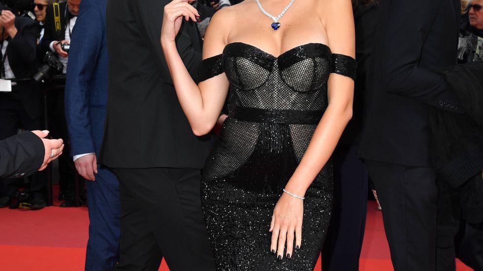 Modelos, actrices y amor: las claves de la alfombra roja de Cannes