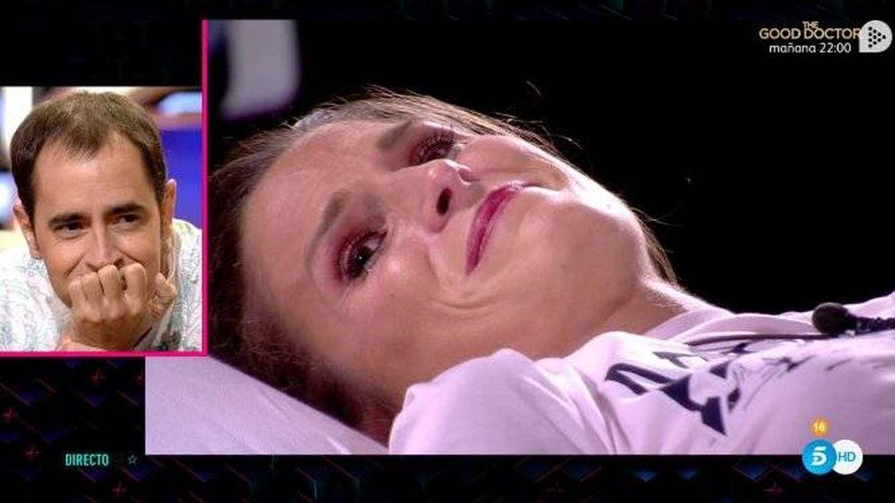 Verdeliss descubre el sexo de su bebé en 'GH VIP 6' con una emotiva ecografía