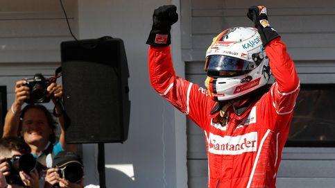 Golpe de autoridad de Vettel y Hamilton se diluye; Alonso 8º y Sainz 10º en la Q3