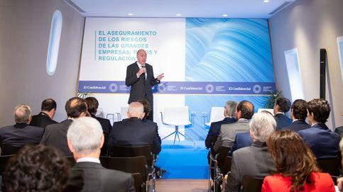 Todos los invitados al evento 'El aseguramiento de los riesgos de las grandes empresas'