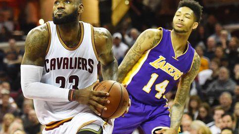 LeBron James jugará en Los Angeles Lakers: la Conferencia  Este se queda sin su estrella