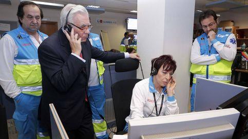 Mileuristas del 061: pierde 49 operadores y hay noches con solo dos para Madrid