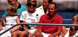 Post de Lady Di confesó a su guardaespaldas que el Rey Juan Carlos era