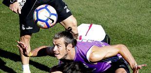 Post de La primera de muchas veces en las que Bale tirará del carro del Real Madrid